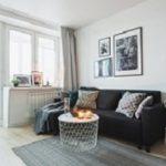 Дизайн-проект однокомнатной квартиры №2