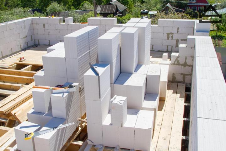 Что такое газобетонные блоки